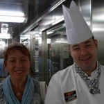 Meeting the Head Chef